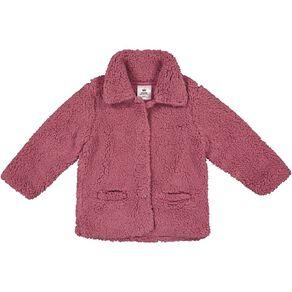 Young Original Toddler Sherpa Coat