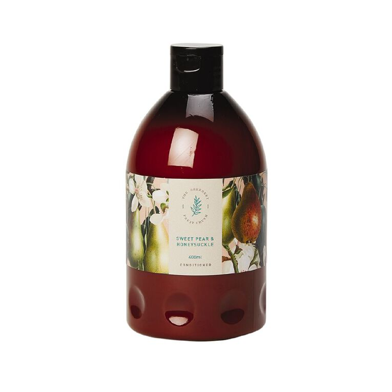 Winter Fruit Sweet Pear And Honey Suckle Conditioner 400ml, , hi-res