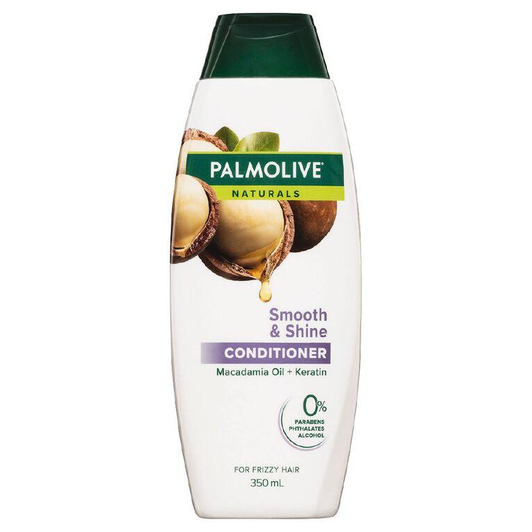 Palmolive Naturals Smooth & Shine Conditioner 350ml, , hi-res