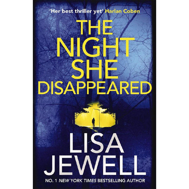The Night She Disappeared by Lisa Jewell, , hi-res