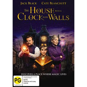 The House With The Clock In Its Wall DVD 1Disc