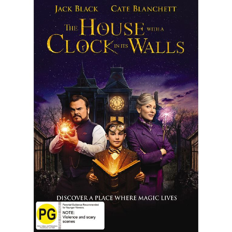The House With The Clock In Its Wall DVD 1Disc, , hi-res image number null