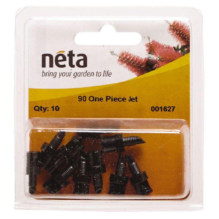 Neta Micro Irrigation One Piece Micro Spray Jet 90 Degree 10 Pack, , hi-res
