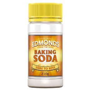 Edmonds Baking Soda 210g