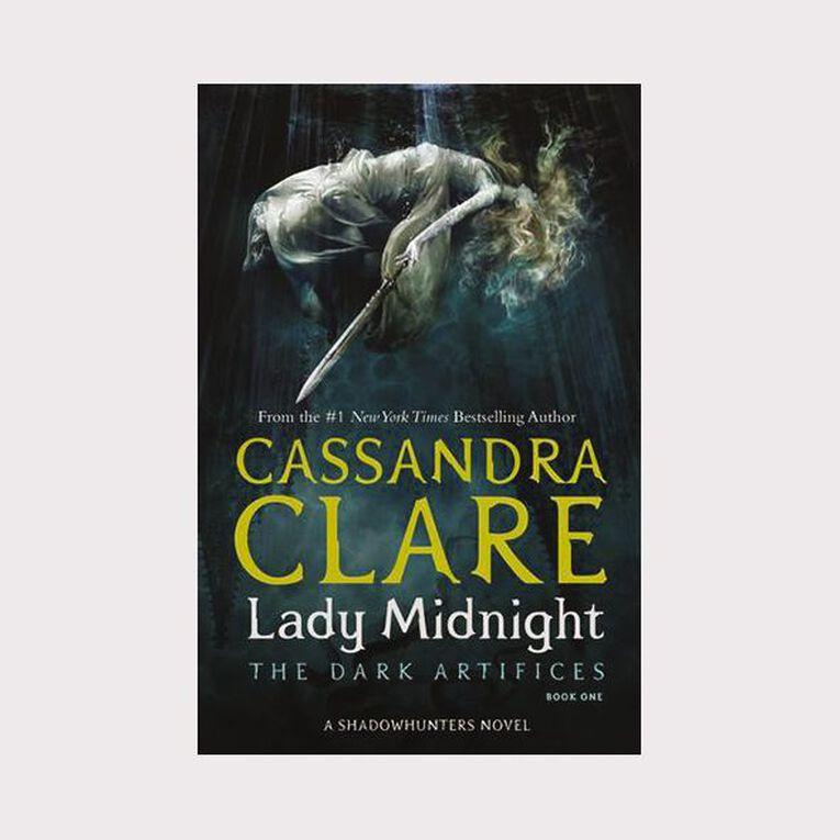 Lady Midnight by Cassandra Clare, , hi-res