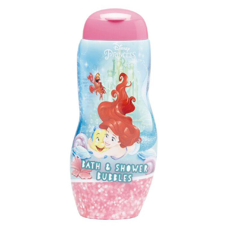 Disney Princess Bath & Shower Bubbles Assorted 400ml, , hi-res