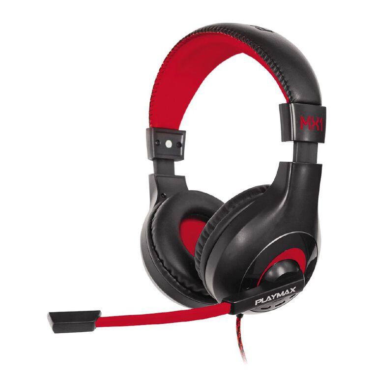 Playmax Headset MX1 Universal, , hi-res