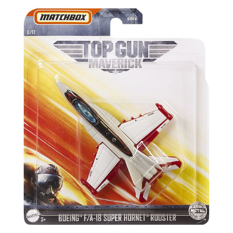Matchbox Top Gun Skybusters Assorted, , hi-res
