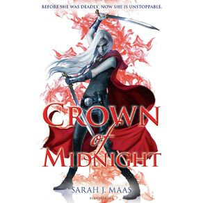 Throne of Glass #2 Crown of Midnight by Sarah J Maas