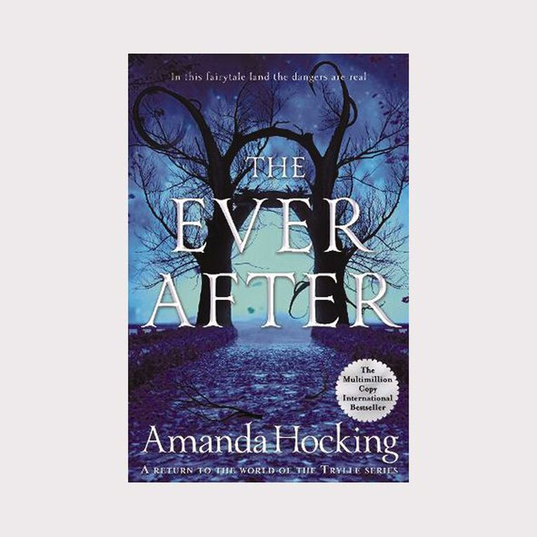 The Ever After by Amanda Hocking, , hi-res
