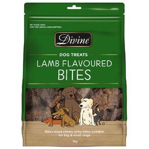 Divine Dog Treats Lamb 1kg