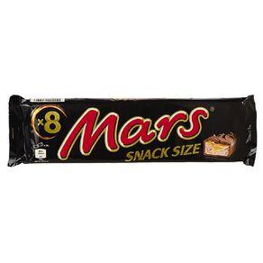 Mars Bars 8 Pack