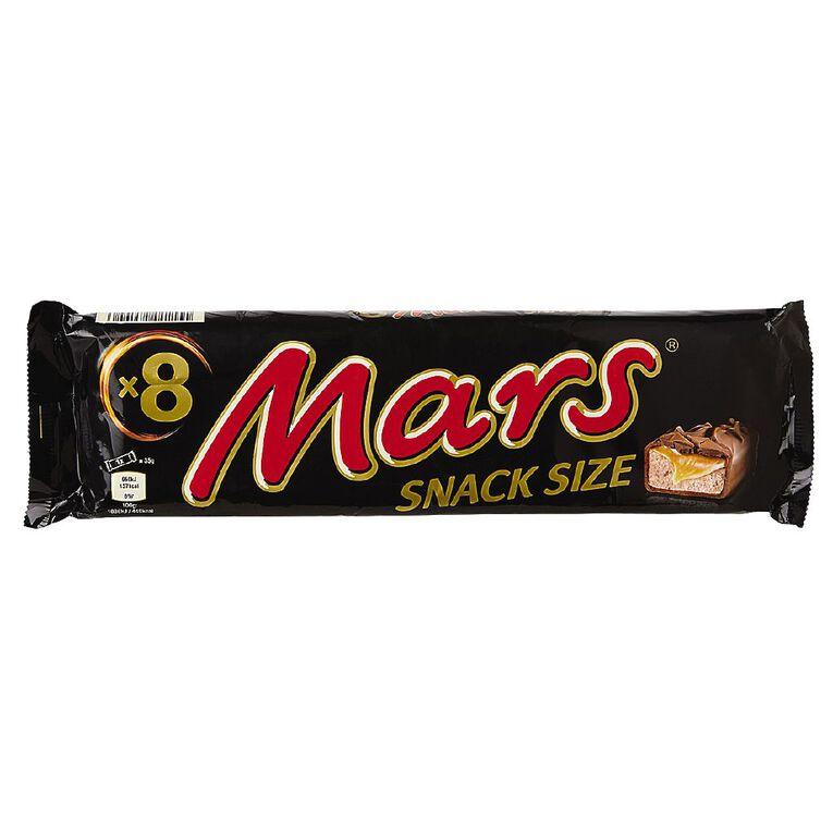 Mars Bars 8 Pack, , hi-res