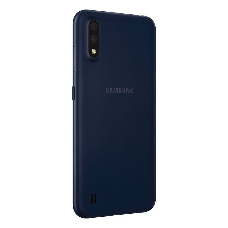2degrees Samsung Galaxy A01 Blue, , hi-res image number null