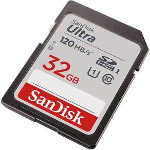 Sandisk Ultra SD Card - 32GB