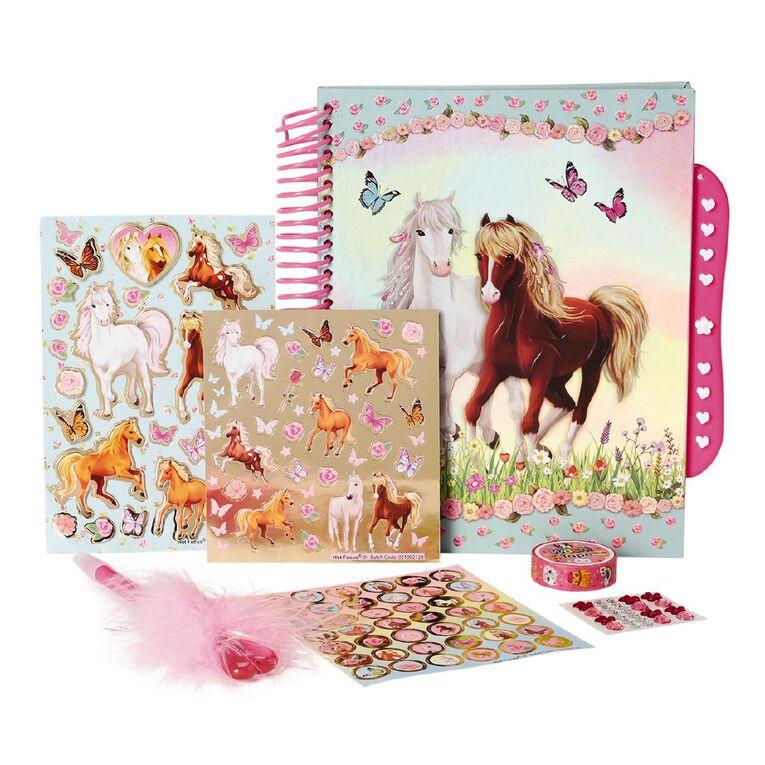 Hot Focus Scrapbook Creations Horse 114 Pieces, , hi-res