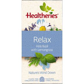 Healtheries Relax 20s Tea