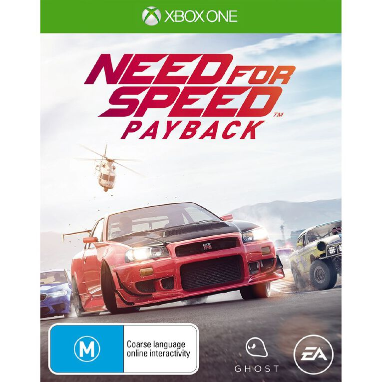XboxOne Need for Speed Payback, , hi-res