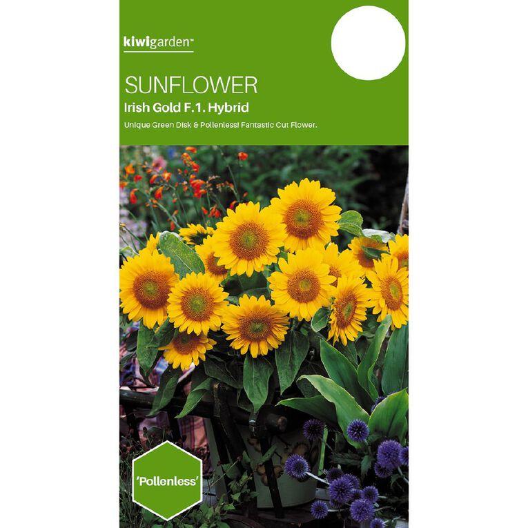Kiwi Garden Sunflower Irish, , hi-res