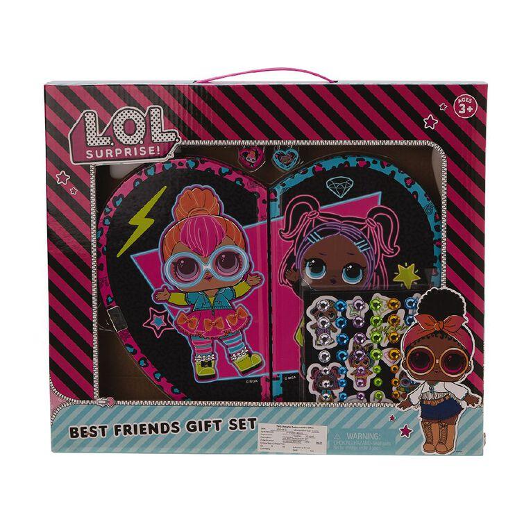 LOL Surprise Best Friends Art Gift Set, , hi-res