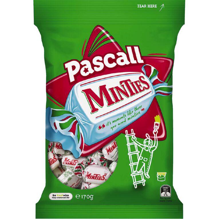 Pascall Minties 170g, , hi-res
