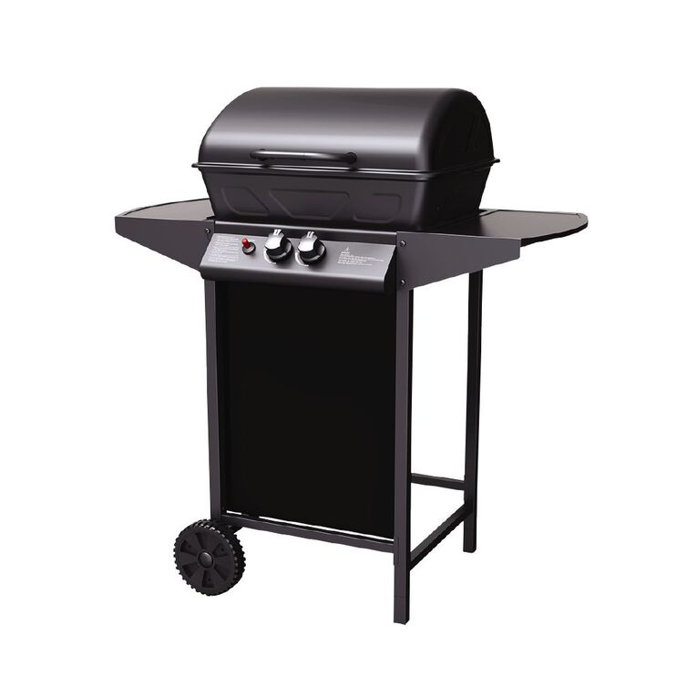 Gascraft Wagon Grill 2 Burner BBQ, , hi-res