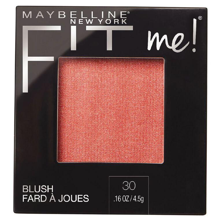 Maybelline Fit Me Blush Rose, , hi-res