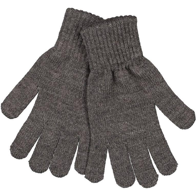 H&H Essentials Entry FF Gloves, Charcoal/Marle, hi-res