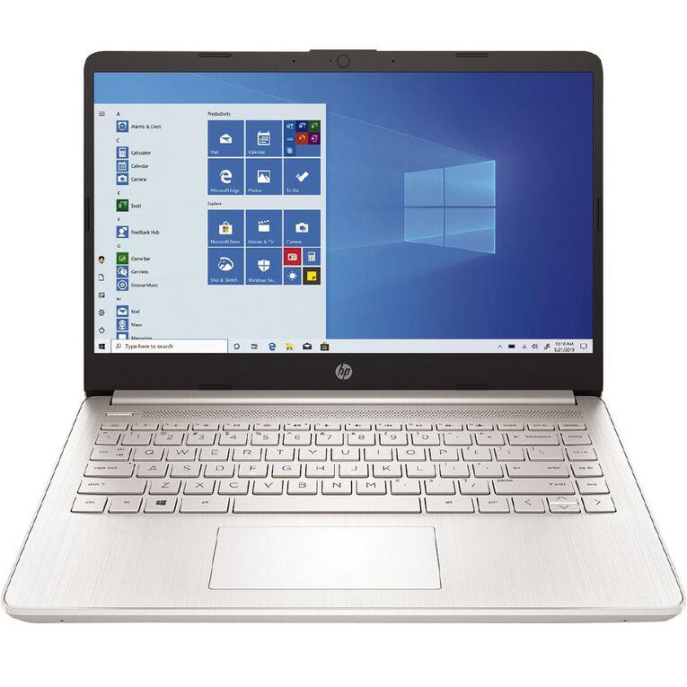 HP 14-Inch Notebook - 14S-FQ0044AU, , hi-res