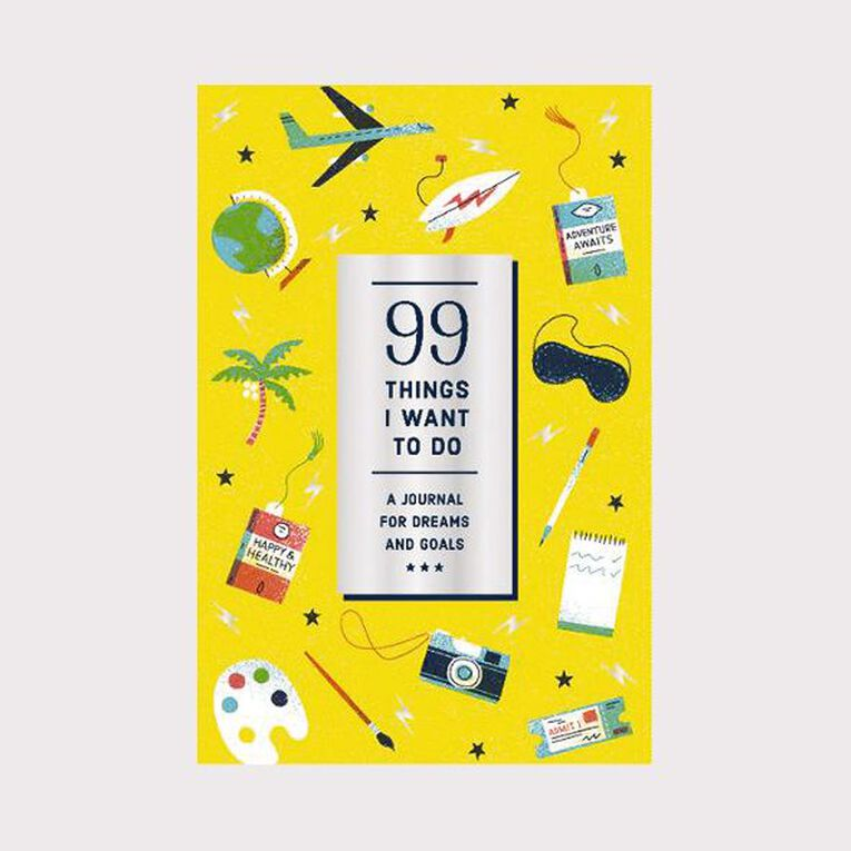99 Things I Want To Do, , hi-res