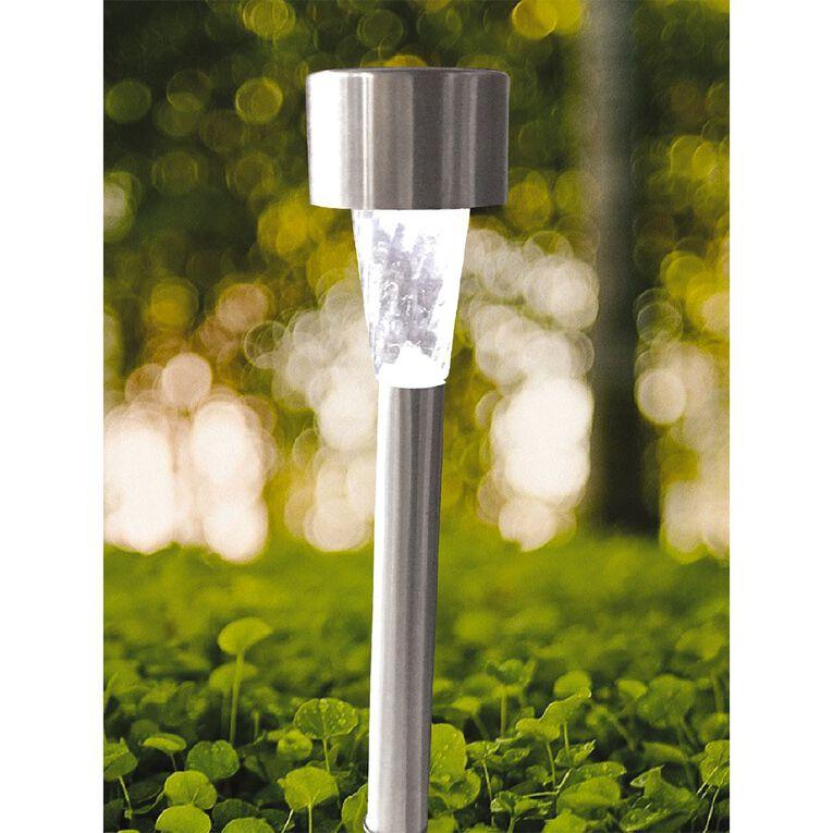 Kiwi Garden Stainless Steel Solar Tube Light 2 Lumen, , hi-res