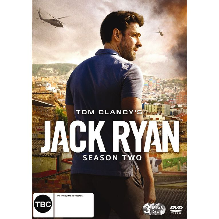 3DVD Jack Ryan Season 2 DVD 3Disc, , hi-res