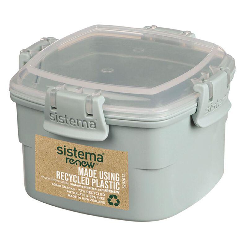 Sistema Snacks Renew Assorted 400ml, , hi-res