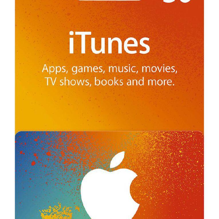 Apple iTunes Splash $30, , hi-res