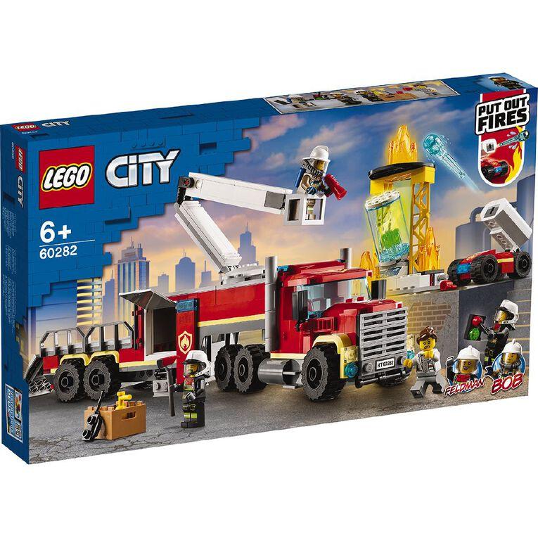 LEGO City Fire Command Unit 60282, , hi-res
