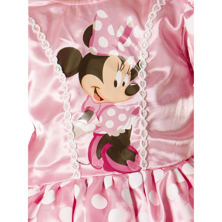 Minnie Mouse Classic Pink Costume - Size 3-5, , hi-res