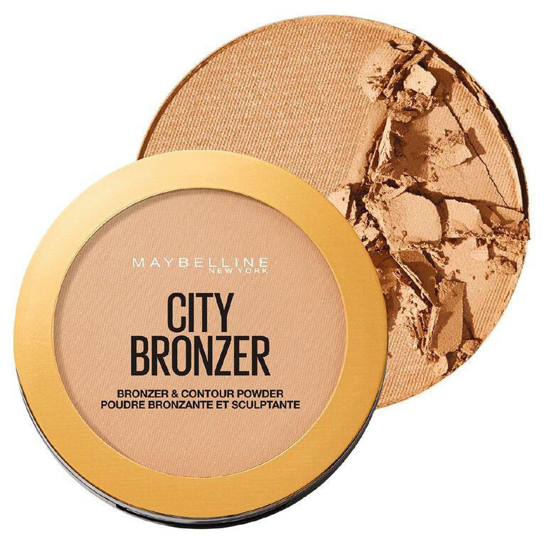 Maybelline City Bronze 200 Medium Cool, , hi-res