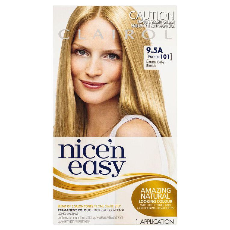 Nice 'n Easy Natural Baby Blonde 9.5A (former 101), , hi-res
