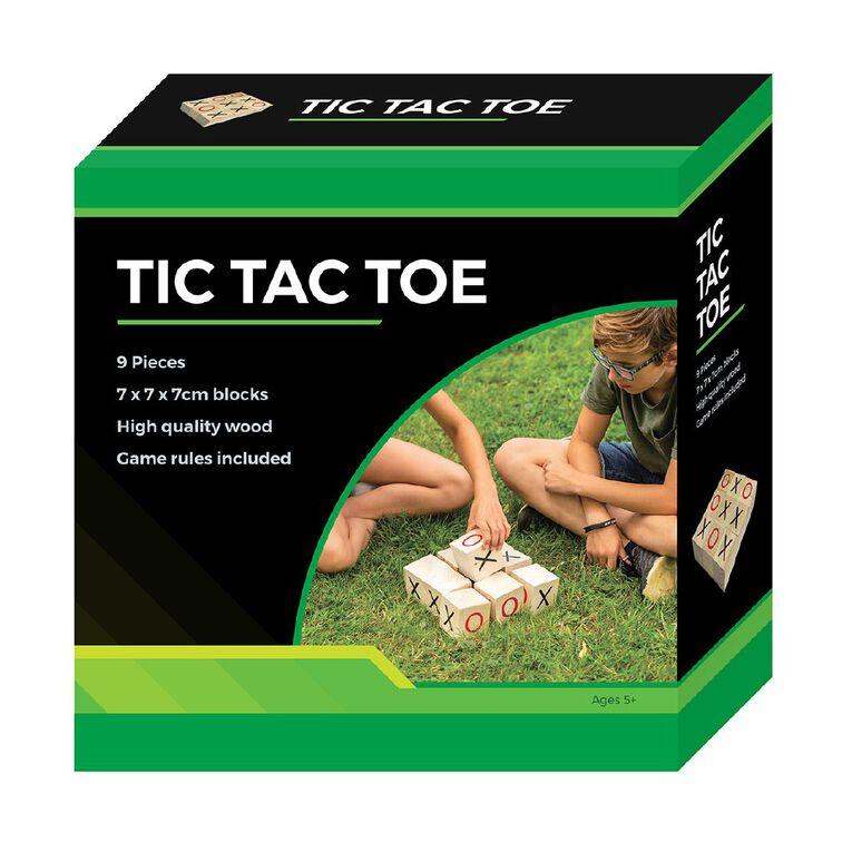 Outdoor Play Tic Tac Toe, , hi-res