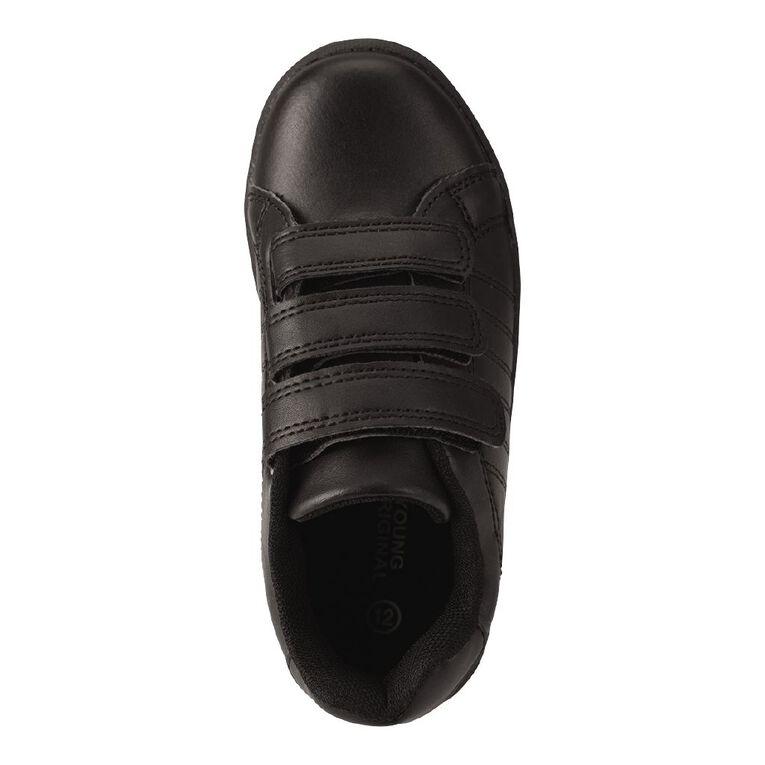 Young Original Kids' Break School Shoes, Black, hi-res