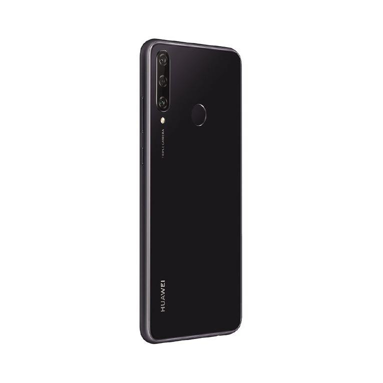 2degrees Huawei Y6p Midnight Black, , hi-res