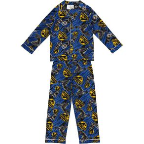 Jurassic World Boys' Flannelette Pyjamas