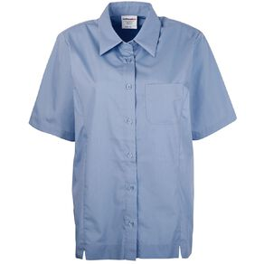 Schooltex Girls' Premium Short Sleeve Blouse