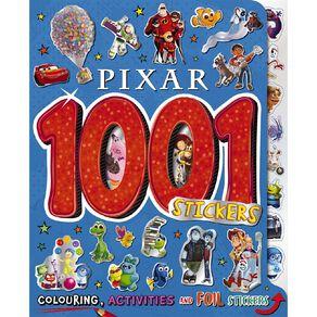 Disney: Pixar 1001 Stickers