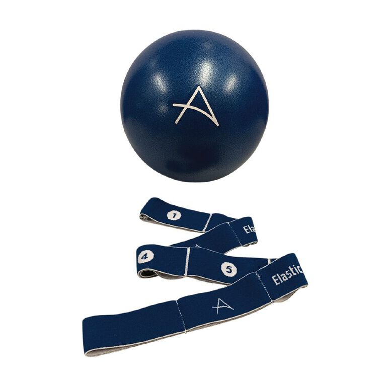 Active Intent Fitness Core Ball & Band Combo 20cm, , hi-res
