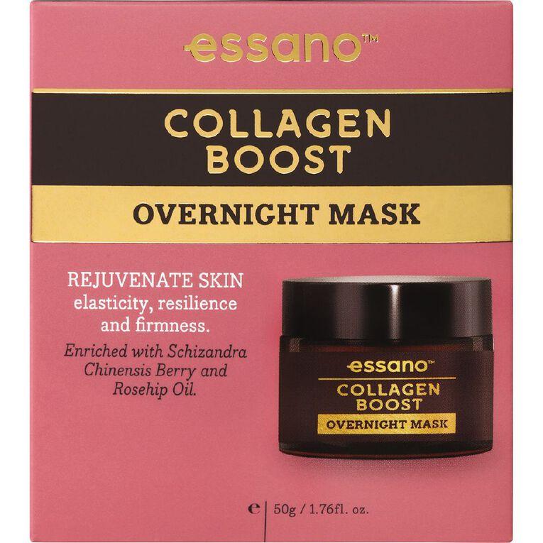 Essano Collagen Overnight Mask 50g, , hi-res