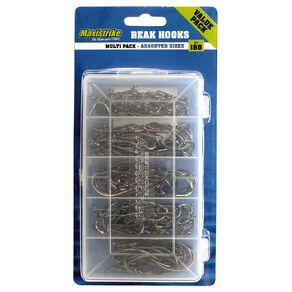 Maxistrike Beak Hook 180 Piece Set