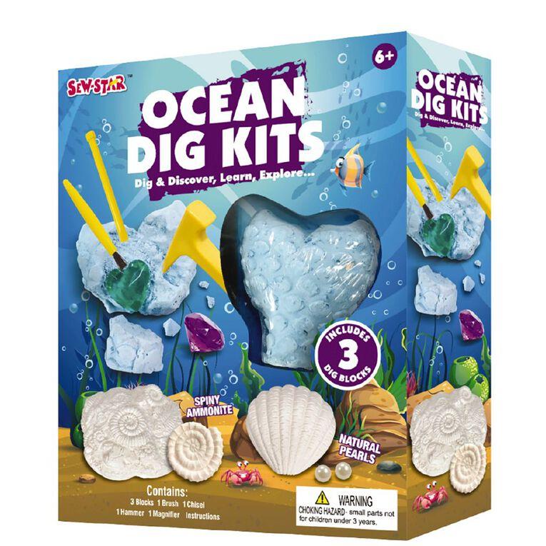 Dig Kit Set 3 Piece Assorted, , hi-res