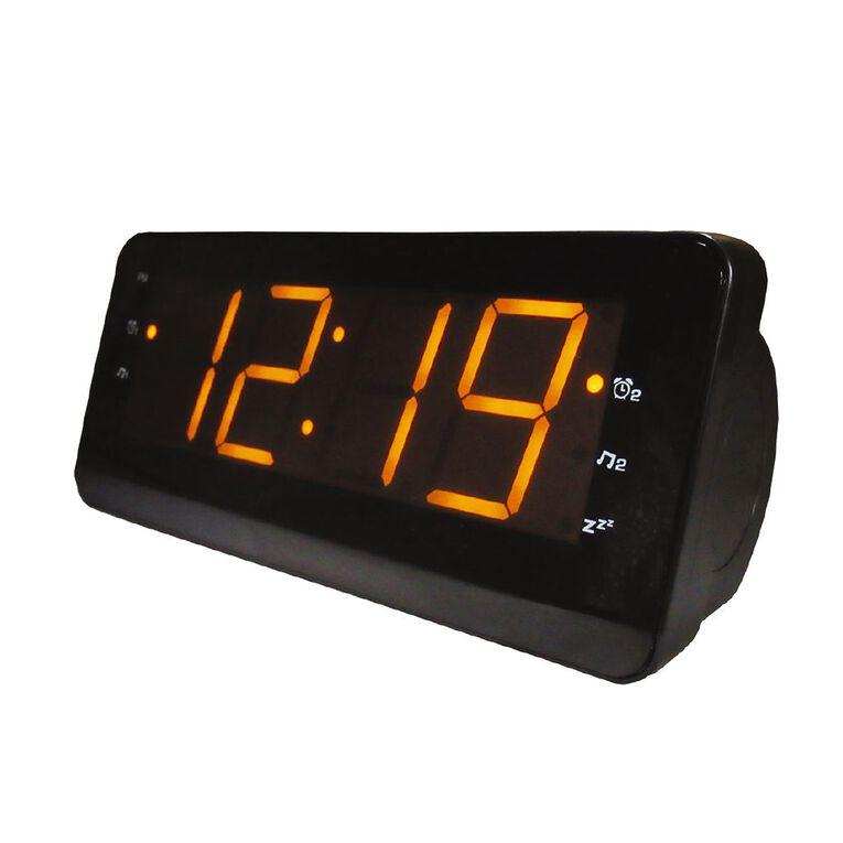 Veon Clock Radio SRO6333-ORG, , hi-res