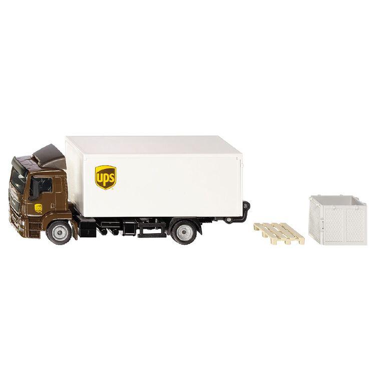 Siku 1:50 MAN UPS Truck with Tail Lift, , hi-res